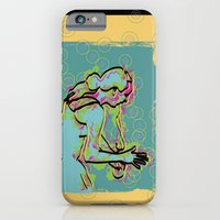 iPhone & iPod Case featuring Dance by Karen Herman Jacquez