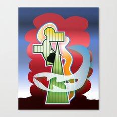 Abstract Design 7751 Canvas Print