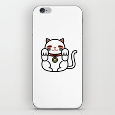 Cats. iPhone & iPod Skin