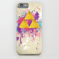 Splash Triforce iPhone 6 Slim Case