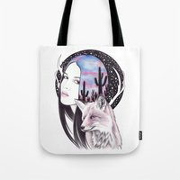 Desert Skies Tote Bag