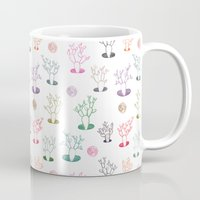 Cacti under the moon Mug