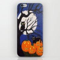 Halloween-3 iPhone & iPod Skin