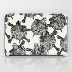 turtle party  iPad Case