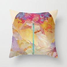 Sepoi Sepoi Throw Pillow