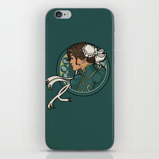 Chun-Li Nouveau iPhone & iPod Skin