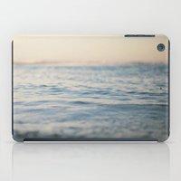 Sinking In Thin Air iPad Case