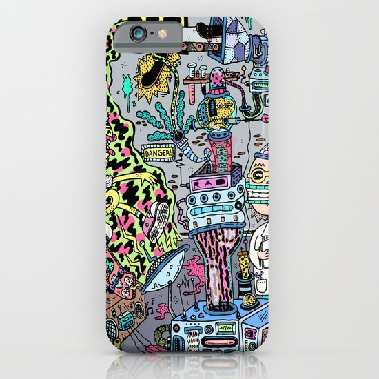 How It's Made: Skateboard Edition iPhone & iPod Case