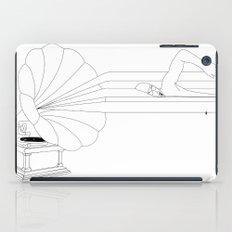 Swimming in Sound iPad Case