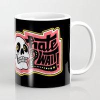 HATE 2 WAIT Mug