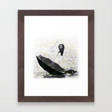 Pigeons Framed Art Print