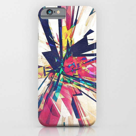 Abstract Geometry iPhone & iPod Case