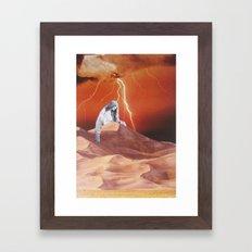 collage 23 Framed Art Print