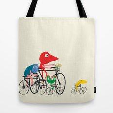 Bike is Life Tote Bag