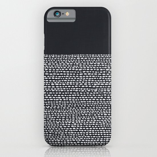 Riverside (Black) iPhone & iPod Case