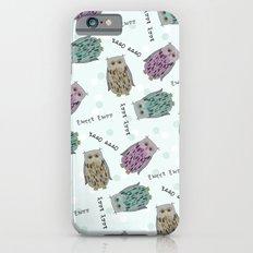 Tweet Twooo Slim Case iPhone 6s