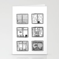 Every Window Is A Story Stationery Cards