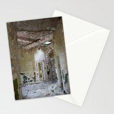 Forgotten Corridors Stationery Cards