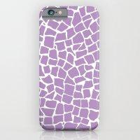 British Mosaic Orchid iPhone 6 Slim Case