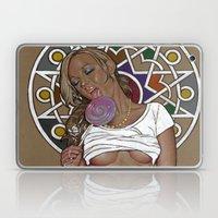 Color Nude Girl  Laptop & iPad Skin