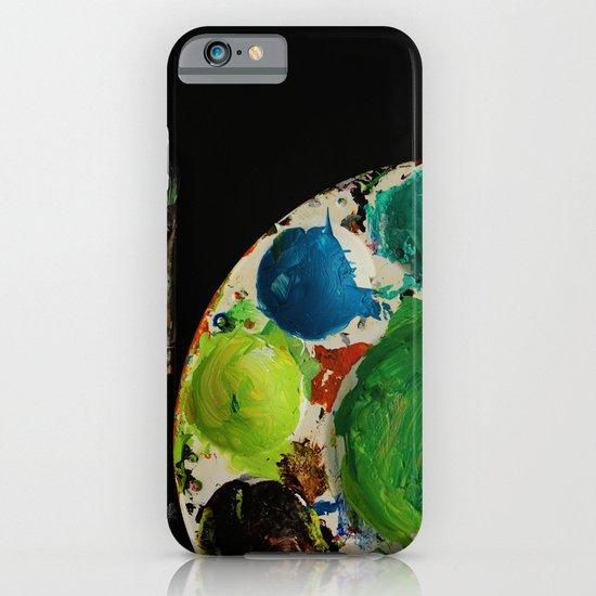 paint palette iPhone & iPod Case
