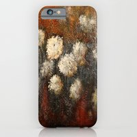 Golden Blossoms iPhone 6 Slim Case