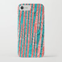 community iPhone & iPod Cases featuring Gated Community by RingWaveArt