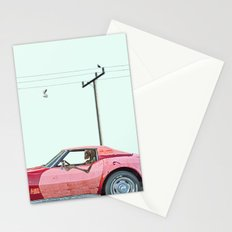The last mile. Stationery Cards