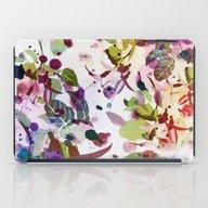 Multicolore Abstract Fuc… iPad Case