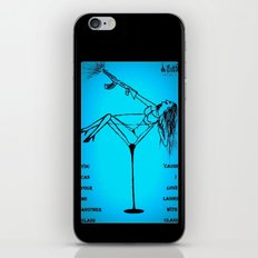 Dream Gal iPhone & iPod Skin