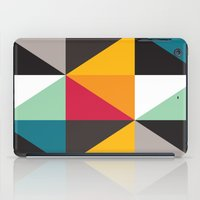 Triangles # 2 iPad Case