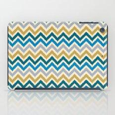 Chevron 3 iPad Case