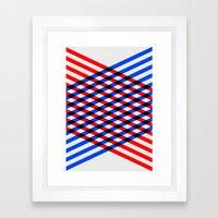 View 01. Framed Art Print