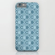squared pattern iPhone 6 Slim Case