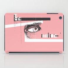Be Mine iPad Case