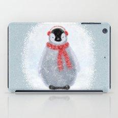 Chilly Little Penguin iPad Case