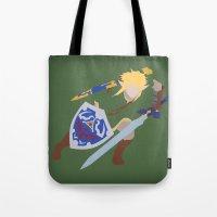 Link, He's BA (Legend Of… Tote Bag