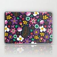 Sweet Viola Laptop & iPad Skin