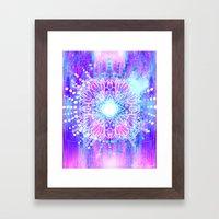 Sahasrara - Chakra 7 Framed Art Print