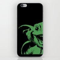 Happy Gargoyle iPhone & iPod Skin