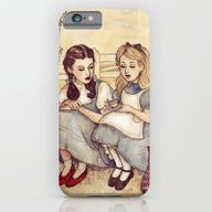 Dorothy And Alice iPhone 6 Slim Case