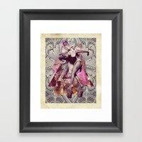 Marry The Night #1 Framed Art Print