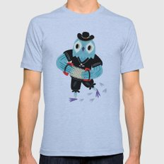 The Animal Jamboree Mens Fitted Tee Athletic Blue SMALL