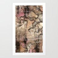 Just How Deep Do You Bel… Art Print