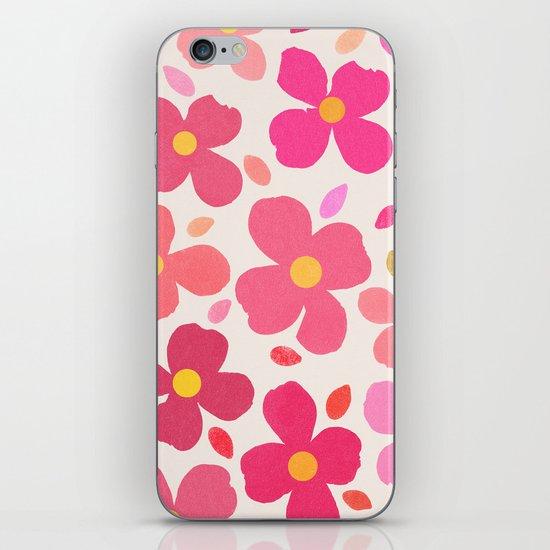 Dogwood Pink iPhone & iPod Skin