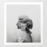 WHO Art Print