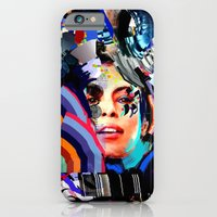 iPhone & iPod Case featuring Woman by Floridana Oana