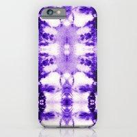 Tie Dye Purples iPhone 6 Slim Case