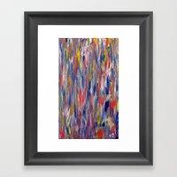 The Response #2 Framed Art Print
