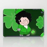 Luck of the Irish iPad Case